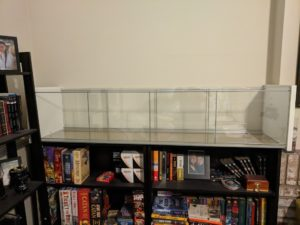 Ikea Detolf Hamster Cage